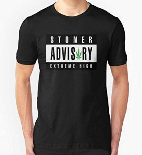 Stoner Advisory Slim Fit T-Shirt For Man and Woman