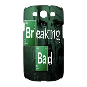 Mystic Zone Breaking Bad Samsung Galaxy S3 Case for Samsung Galaxy S3 Hard Cover Hot Movie Fits Case HH0631