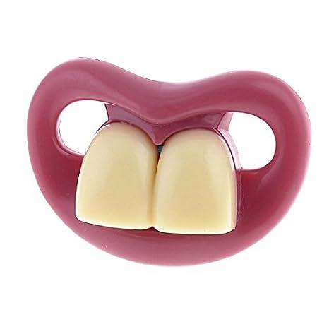 Billy Bob chupetes 50090R Acción por la Paz dos dientes ...