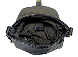 Scarleton Trendy Vintage Crossbody Bag H179801 - Black