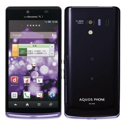 AQUOS PHONE EX(SH-04E)docomo