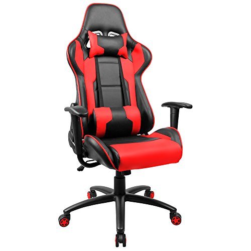 Homall-Executive-Swivel-Leather-Gaming-Chair-Racing-Style-High-back-Office-Chair-With-Lumbar-Support-and-Headrest
