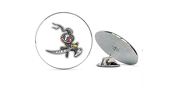 Amazon.com: Ninja Warrior Samurai Round Metal 0.75