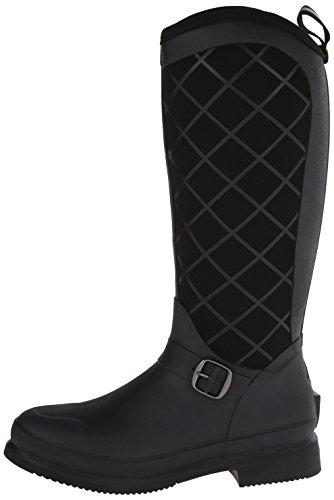 Gomma Gomma Nero Boots Black Black Black di II Donna Pacy Stivali Muck Uvw1qq