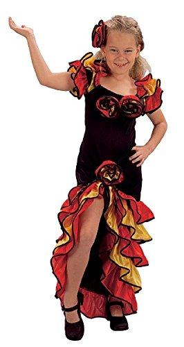 Rumba Halloween Costume (Medium Girls Rumba Costume)