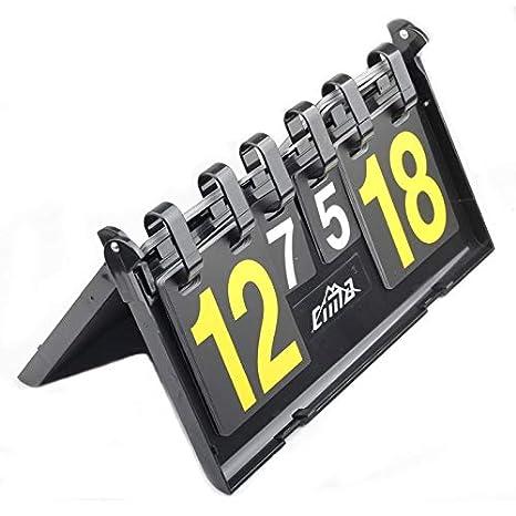 JVSISM Tabla de Puntuaciones de Baloncesto 4 Dígitos ...