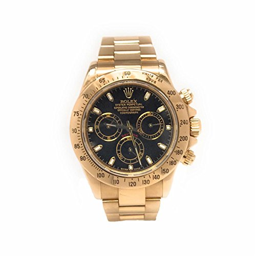 Rolex Daytona swiss-automatic mens Watch 116528 (Certified Pre-owned)