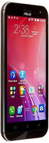 ZenFone Unlocked Cellphone Black Warranty product image