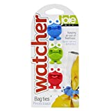 Joie Watchers Silicone Storage, Cable Bag Ties, Set of 3