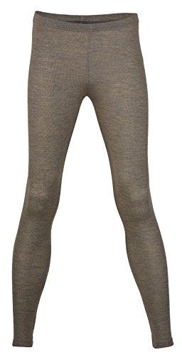 Legging, Femme en laine et soie, taille 34–48, 2couleurs