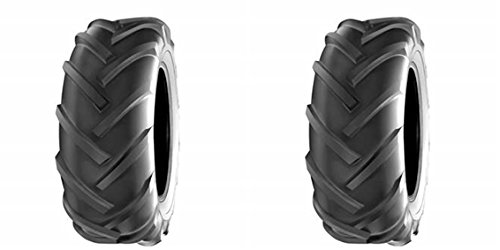 TWO- 23×8.50-12 23×850-12 Deestone D-405 R-1 LUG TIRES HEAVY DUTY 6PLY RATED