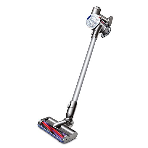 Dyson V6 Origin Cordless Stick Vacuum, White (Renewed)