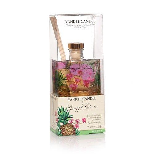 Pineapple Cilantro 3oz Signature Reed Diffuser by Yankee Candle by Yankee Candle