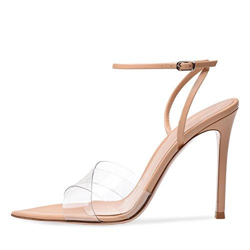 de Mujer Cuero Zapatos de sint PU SHzRqCRw