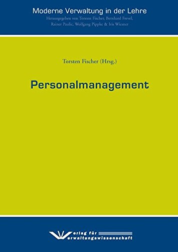 Personalmanagement  Moderne Verwaltung In Der Lehre
