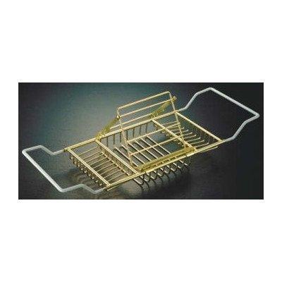 Taymor Industries Bath Caddy with Reading Rack
