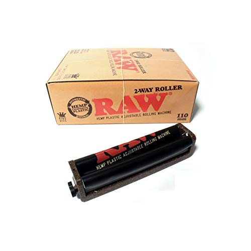 RAW Roller 110mm Adjustable Rolling Machine for King Size Papers