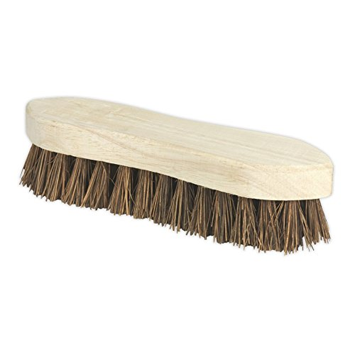 Sealey BM27 Scrubbing Brush 8'(200mm)