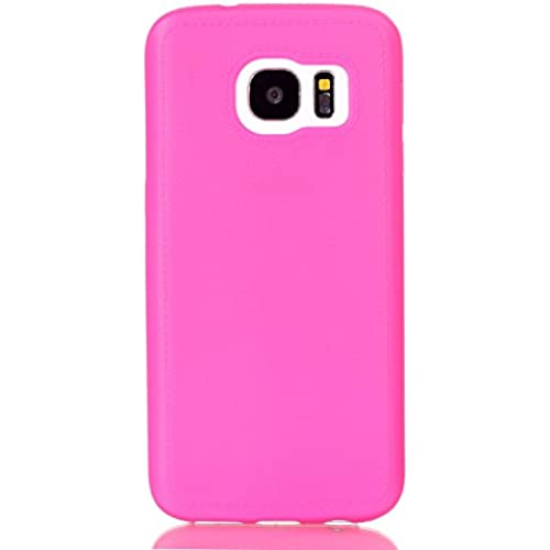 Samsung Galaxy S7 Case, [Drop Protection][Slim Cushion] Shock Resistant Protective Premium Soft TPU Case Slim Case for Samsung Galaxy S7 (For Galaxy S7 - Pink) Sales