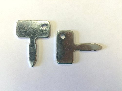 Ford Tractor 2000 3000 4000 5000 2600 3600 4600 5600 Ignition Keys D1NN11603B (1 Pair) (Ford 4600 Tractor)