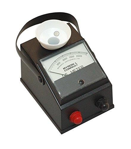 Myron L 512M4 DS Conductivity Meter, 0-2500 micromhos/microsiemens
