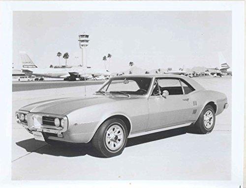 1967 Pontiac Firebird Factory Photo