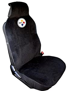 Pittsburgh Steelers Car Seat Cover by The Northwest Company