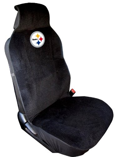 Officially Licensed NFL Car Seat Cover Multi Color 51 x 21