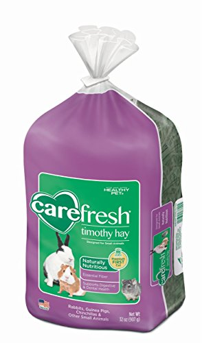 carefresh Timothy Hay Pet Diet