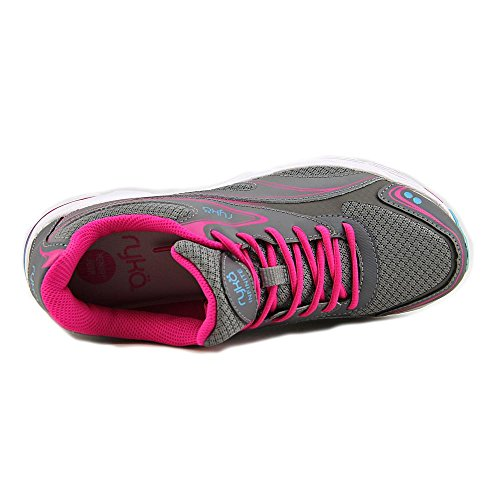 Ryka Pink Walking Women's Pink Grey Smw Shoes Infinite vHqrvTa