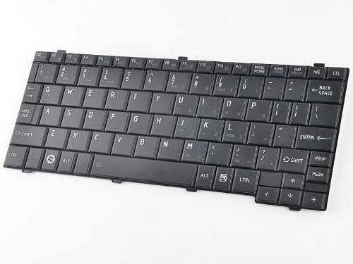 (US Keyboard for Toshiba Satellite A135 A130 A105 A100 Equium A70 A80 A100 A110 M30 M40 M50 M70 A60 series)