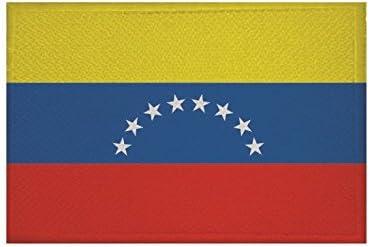 U24/toppa Venezuela Bandiera applicazione Patch 9/x 6/cm
