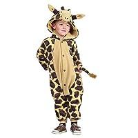 Disfraces RG Georgie Giraffe, Marrón /Tostado, Niño pequeño