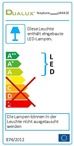 Dualux Neptune LED Unterbauleuchte,LED-Lichtleiste mit ...