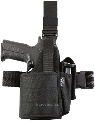 CZ P01 Nylon Tactical Holster for Gun w Light/Laser