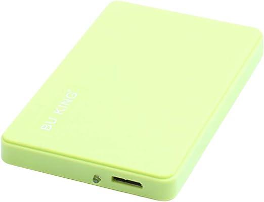 gazechimp 40GB外付け2.5インチHDDデータ転送Highに適用ラップトップデスクトップ