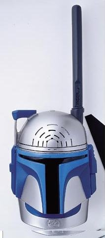 Star Wars Attack of the Clones Walkie Talkies Clone Trooper & Jango Fett