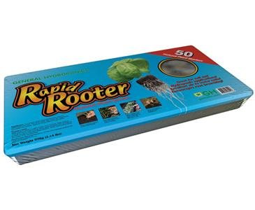Rapid Rooter Starter Tray, 50 Site by General Hydroponics