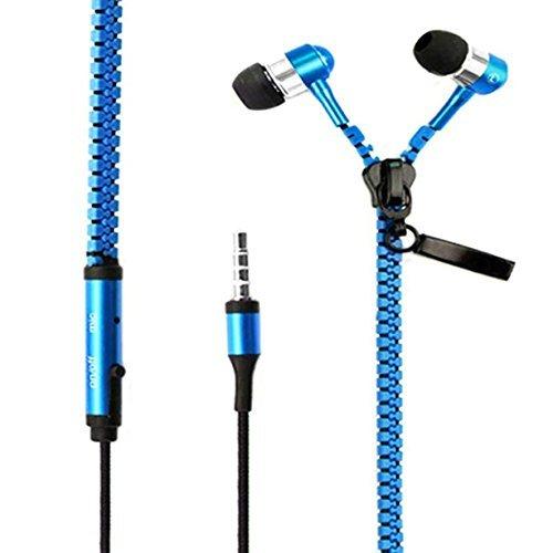I kool Weather Winter Zippered Headphones product image