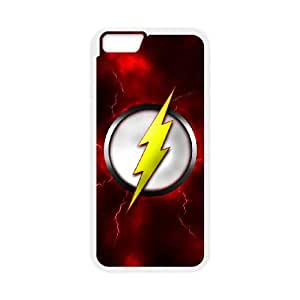 iPhone 6 4.7 Inch Cell Phone Case White The Flash HFC Personalized DIY Phone Case