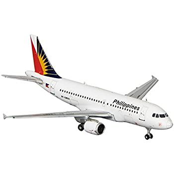 Amazon Com Geminijets Philippines A319 1400 Scale Vehicle Toys