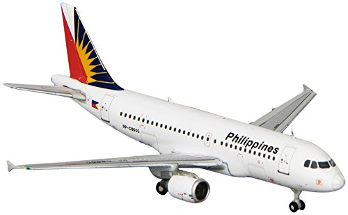 GeminiJets Philippines A319  1:400 Scale Vehicle (Airlines Philippine)