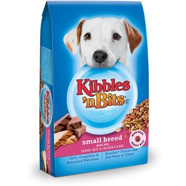 kibbles-n-bits-small-breed-mini-bits-savory-beef-chicken-flavor-dog-food-35-pound-pack-of-2