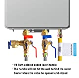 Hydro Master 3/4-Inch IPS Isolator Tankless Water