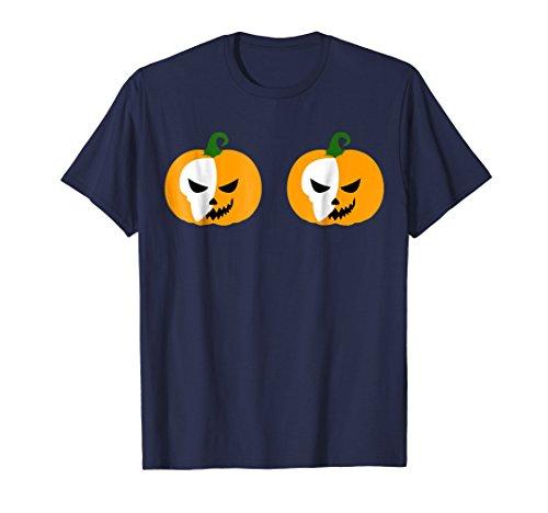 Mask Pumpkins Bra T-Shirt Jack-O-Lantern Pumpkin - Mask Jack O-lantern