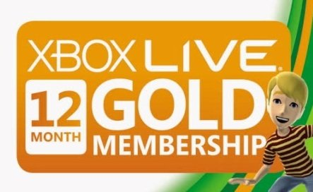 xbox 360 3 month gold card - 8