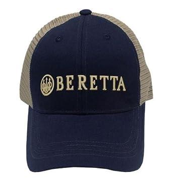 Beretta Lp Trucker - Gorra para hombre - BC05201660, Talla única, Marino: Amazon.es: Deportes y aire libre