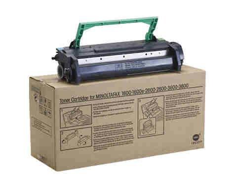 Fax Toner Cartridge-Konica Minolta Fax 1600, 1600e, 2600, 2800, 3600, 3800