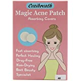 Magic Acne Patch Absorbing Cover Dot Hydrocolloid Acne Stickers Clear Breathable 48 Counts