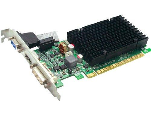 - EVGA GeForce 210 Passive 512 MB DDR3 PCI Express 2.0 DVI/HDMI/VGA Graphics Card, 512-P3-1311-KR